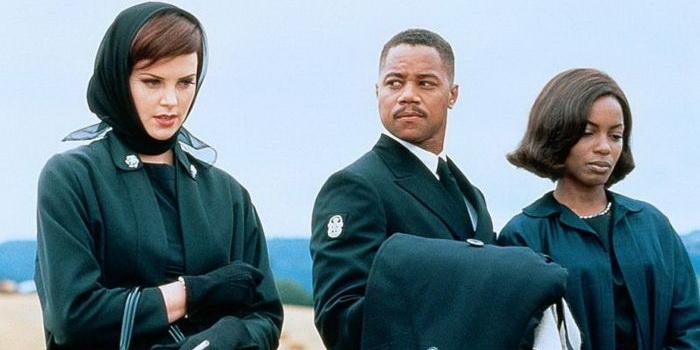 Кадр из фильма Военный ныряльщик (2000)