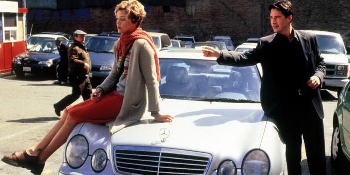 Сцена из фильма Сладкий ноябрь (2001)