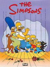Постер к мультфильму Симпсоны (1989)