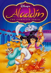Постер к мультфильму Аладдин (1994)