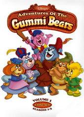 Постер к мультфильму Приключения мишек Гамми (1985)