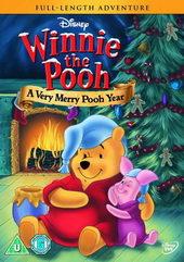 Постер к мультику Винни Пух: Рождественский Пух(2002)