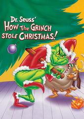 Постер к мультику Как Гринч украл Рождество!(1966)