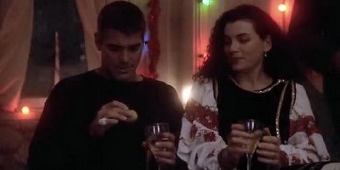 Сцена из сериала Скорая помощь