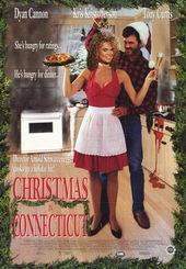 Плакат к фильму Рождество в Коннектикуте (1992)