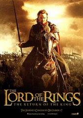 Афиша к фильму Властелин Колец: Возвращение короля(2004)