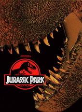 Плакат к фильму Парк Юрского периода (1993)