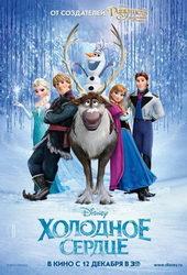 Постер к мультфильму Холодное сердце (2013)