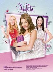 Плакат к сериалу Виолетта (2012)