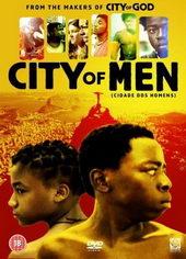 Плакат к сериалу Город мужчин (2002)