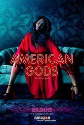 Постер к сериалу Американские боги (2017)