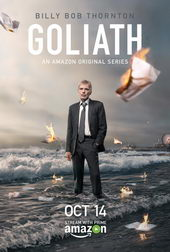 Афиша к сериалу Голиаф (2016)