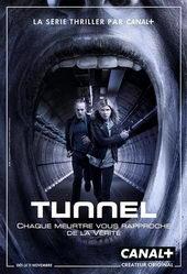 Афиша к сериалу Туннель (2013)