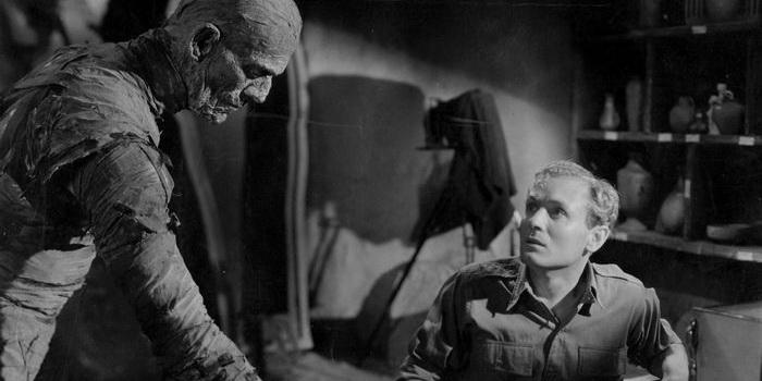 Кадр из фильма Мумия (1932)