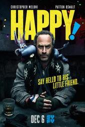 Постер к сериалу Хэппи (2017)