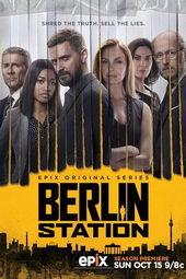 Афиша к сериалу Берлинская резидентура (2016)