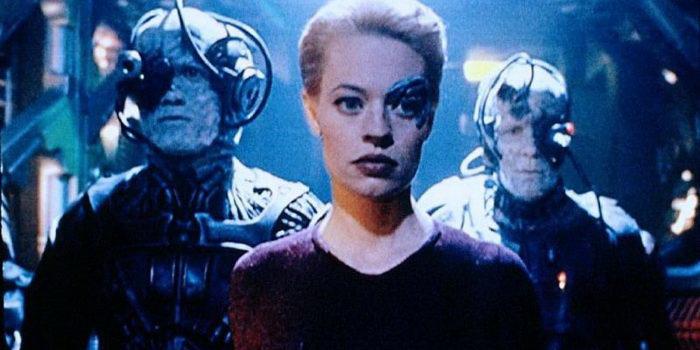 Актриса из сериала Звездный путь: Вояджер (1995)