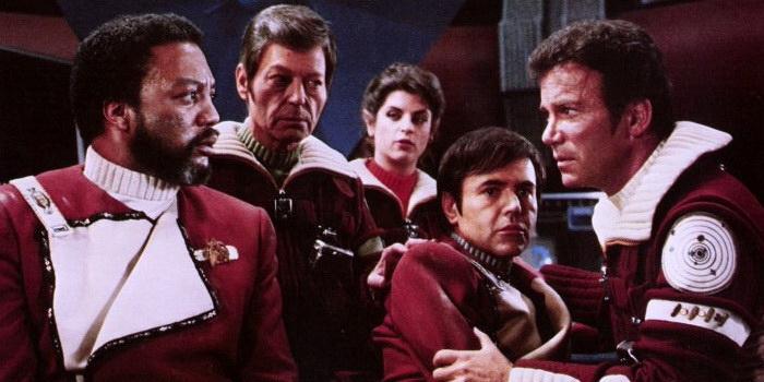 Звездный путь 2: Гнев Хана (1982)