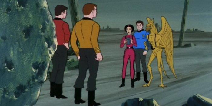 Звездный путь: Анимационные серии (1973)