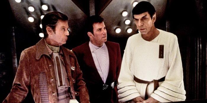Кадр из фильма Звездный путь 4: Дорога домой (1986)