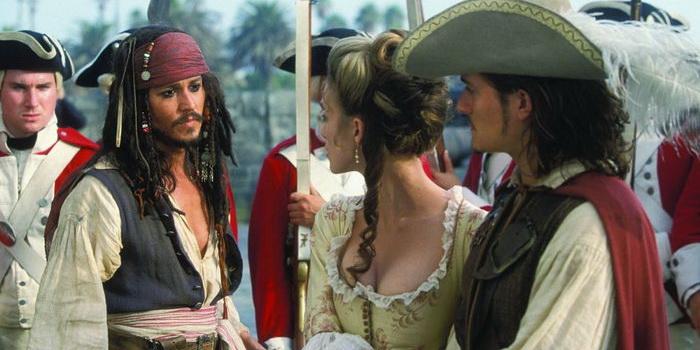 пираты карибского моря все серии по порядку