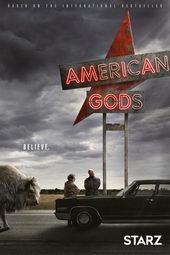 Постер Американские боги(2017)