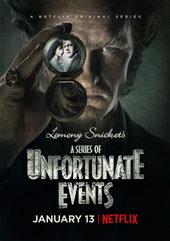 Плакат Лемони Сникет: 33 Несчастья (2017)