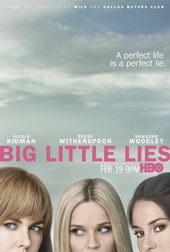 Плакат к драме Большая маленькая ложь (2017)
