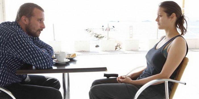 кадр из фильма Ржавчина и кость (2012)