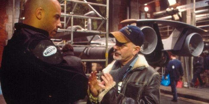 сцена из фильма Три икса (2002)