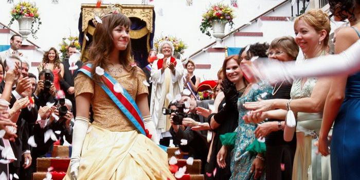 сцена из фильма Программа защиты принцесс (2009)