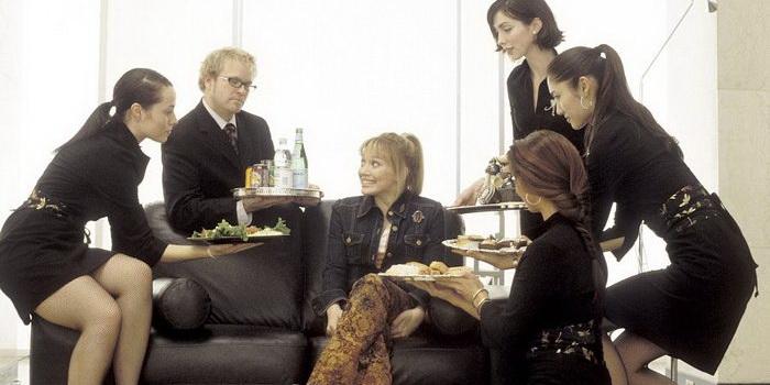 кадр из фильма Лиззи Магуайр (2003)