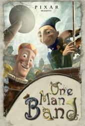 постер к мультику Человек-оркестр(2005)