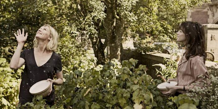 кадр из фильма Меланхолия (2011)