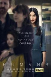 постер к сериалу Люди (2015)
