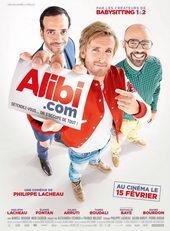 плакат к фильму SuperАлиби (2017)