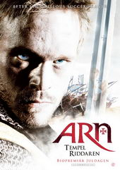 афиша к фильму Арн: Рыцарь-тамплиер (2007)