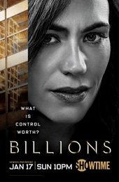 плакат к сериалу Миллиарды (2016)