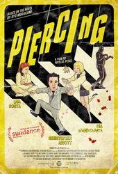 плакат к фильму Пирсинг (2018)