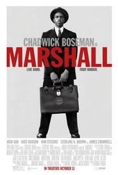 плакат к фильму Маршалл (2017)