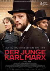постер к фильму Молодой Карл Маркс (2017)
