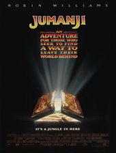 постер к фильму Джуманджи (1995)