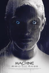 афиша к фильму Машина (2014)