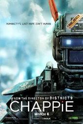 постер к фильму Робот по имени Чаппи (2015)