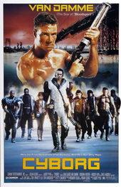 постер к фильму Киборг (1989)