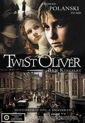 постер к фильму Оливер Твист (2005)