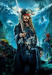 афиша к фильму Пираты Карибского моря: Мертвецы не рассказывают сказки (2017)