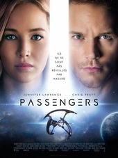постер к фильму Пассажиры (2016)