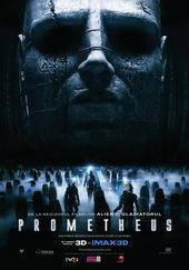 плакат к фильму Прометей (2012)