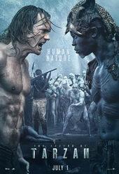 афиша к фильму Тарзан. Легенда (2016)